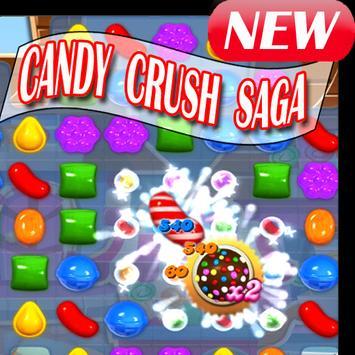 New Candy Crush Saga Tricks apk screenshot