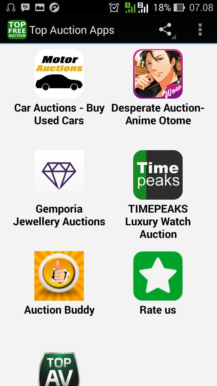 Car Auction Apps >> Top Auction Apps For Android Apk Download