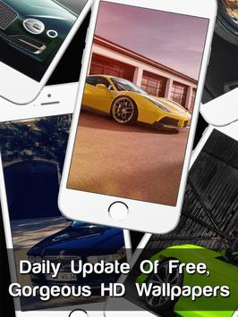 Cars Wallpapers & Backgrounds screenshot 5