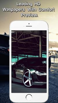Cars Wallpapers & Backgrounds apk screenshot