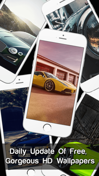 Cars Wallpapers & Backgrounds screenshot 2
