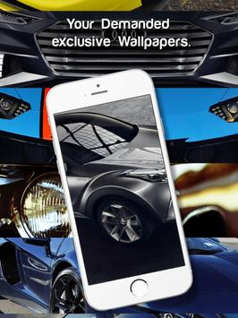 Cars Wallpapers & Backgrounds screenshot 3