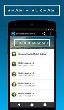 Shahih Bukhari Pro apk screenshot