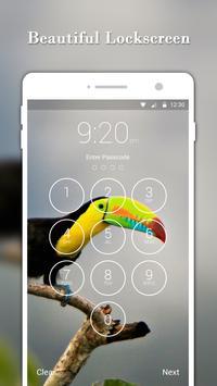 iLock : OS 10 Lock Screen screenshot 2