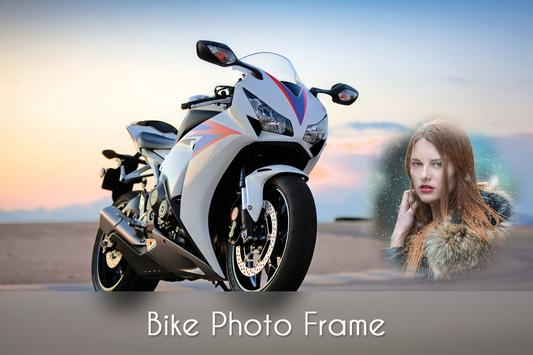 Bike Photo Frames poster