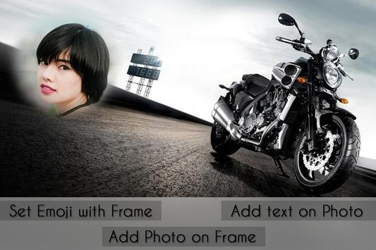 Bike Photo Frames screenshot 2