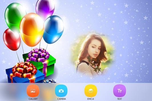 Birthday Photo Frames screenshot 6