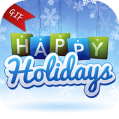Holiday GIFs Collections icon