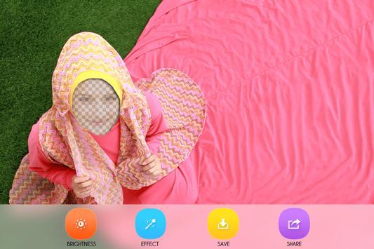 Hijab photo frames screenshot 3