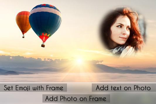 Parachute photo frames apk screenshot
