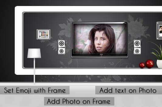 Live TV photo frames apk screenshot
