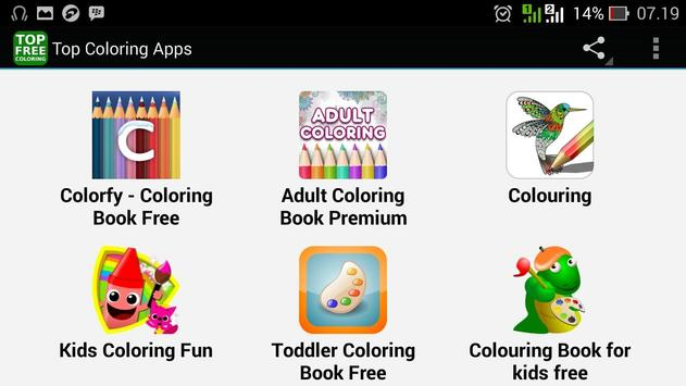 Top Coloring Apps APK Download - Free Books & Reference APP for ...