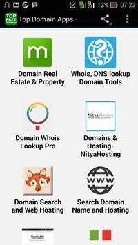 Top Domain Apps poster