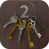Room Escape Game - EXITs2 icono