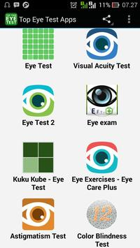 Top Eye Test Apps poster