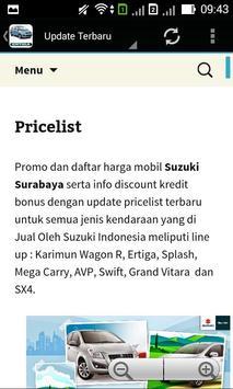 Suzuki Ertiga Surabaya screenshot 2