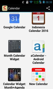 Top Calendar Apps poster