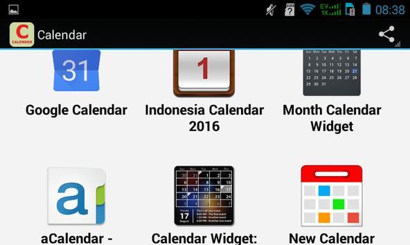 Top Calendar Apps screenshot 2