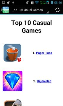 Top Casual Games poster