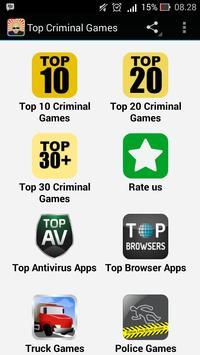 Top Criminal Games poster