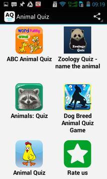 Top Animal Quiz screenshot 1
