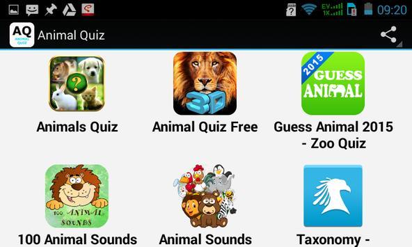 Top Animal Quiz screenshot 2