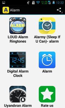 Top Alarm Apps screenshot 1