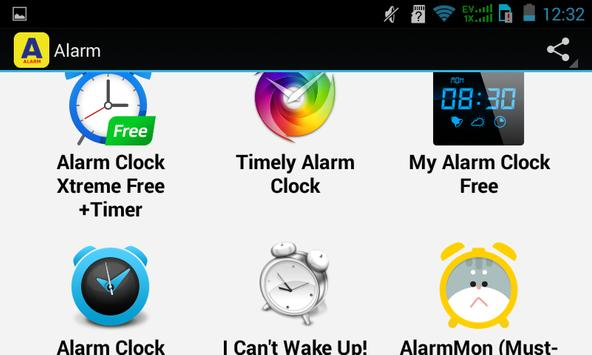 Top Alarm Apps screenshot 2