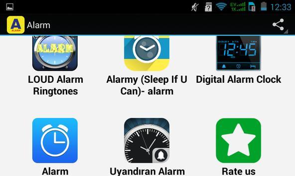 Top Alarm Apps screenshot 3