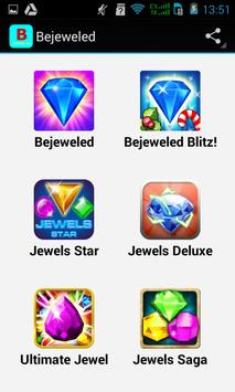 Top Bejeweled Apps poster