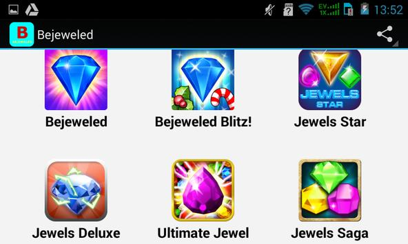 Top Bejeweled Apps screenshot 2