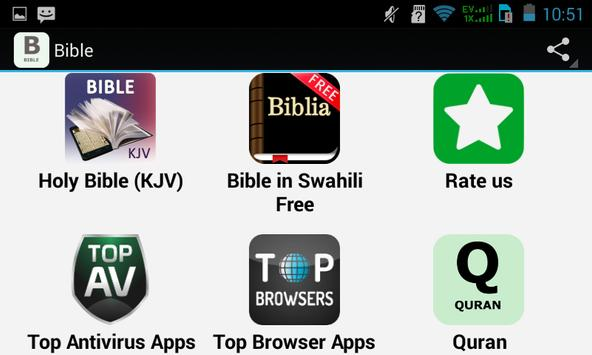 Top Bible Apps apk screenshot