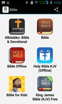 Top Bible Apps poster