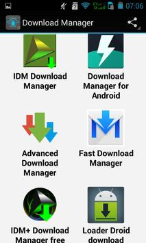 Top Download Manager poster