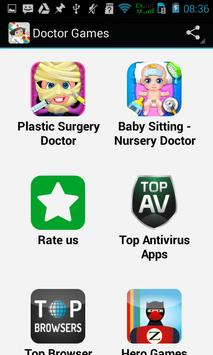 Top Doctor Games apk screenshot