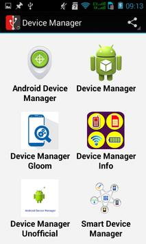 Top Device Manager poster