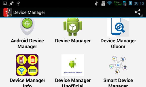 Top Device Manager apk screenshot
