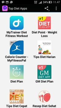 Top Diet Apps poster
