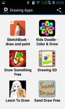 Top Drawing Apps poster