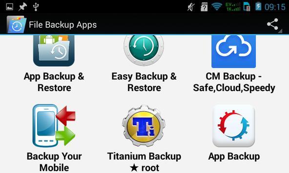 Top File Backup screenshot 4