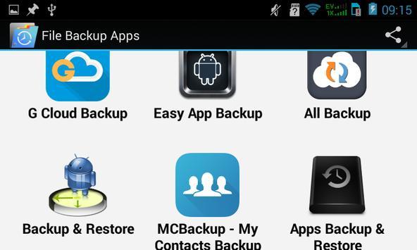 Top File Backup screenshot 5