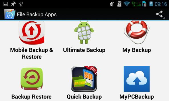 Top File Backup screenshot 6