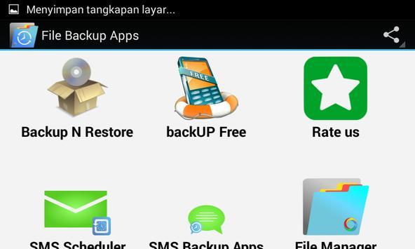 Top File Backup screenshot 7