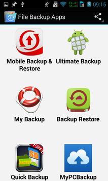Top File Backup screenshot 2