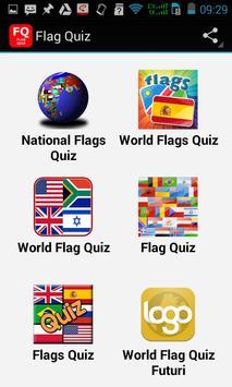 Top Flag Quiz poster