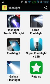 Top Flashlight Apps screenshot 1
