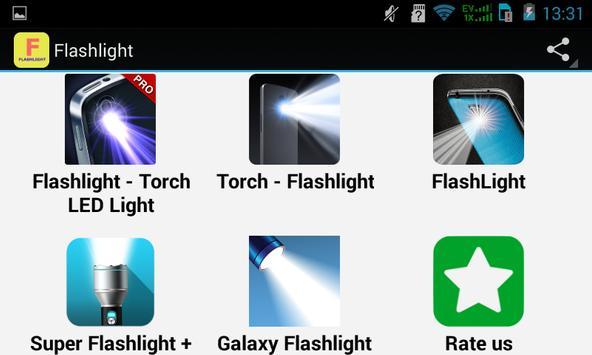 Top Flashlight Apps screenshot 3