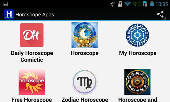 Top Horoscope Apps screenshot 2