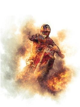 Top Motocross Games poster
