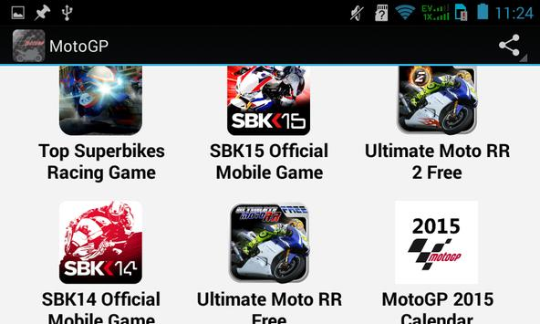 Top MotoGP Games apk screenshot